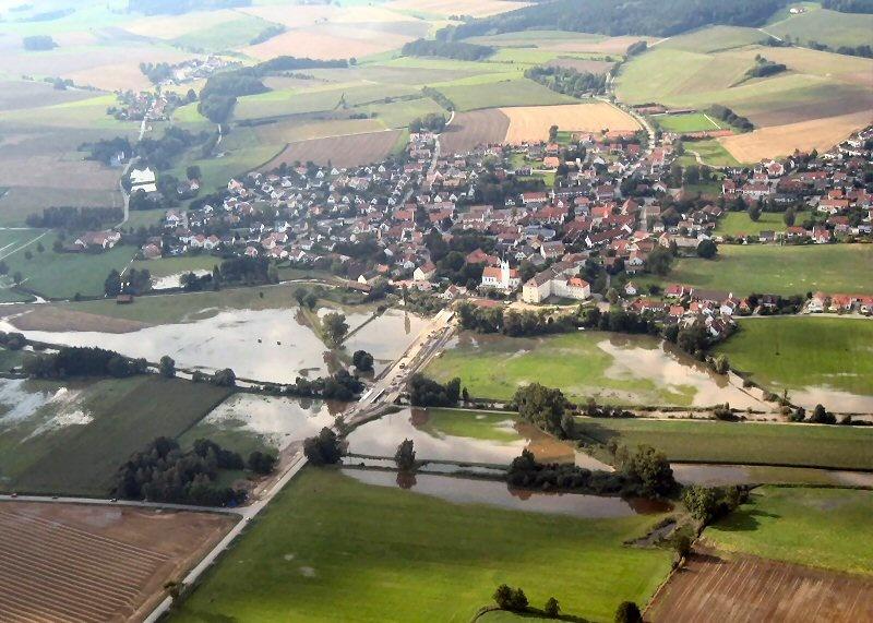Hochwasser August Kreisfeuerwehrverband Dachau E V