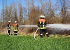 Waldbrand in Ottershausen