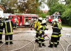 Brand in Ebersried